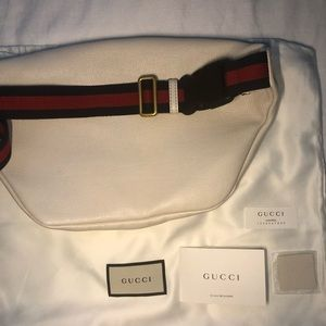 7803282b71c Gucci Bags - GUCCI Fanny Belt Bag LARGE size RETRO design